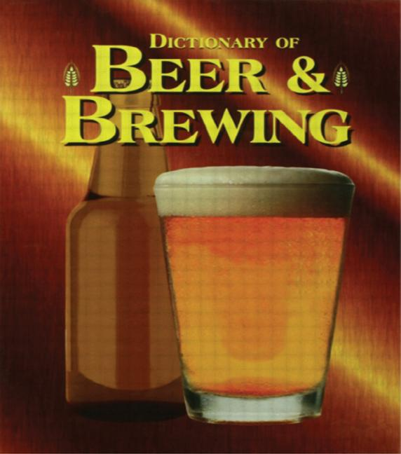 Dictionary of Beer and Brewing book cover