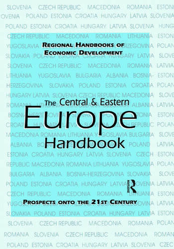 Central and Eastern Europe Handbook book cover