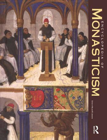Encyclopedia of Monasticism book cover