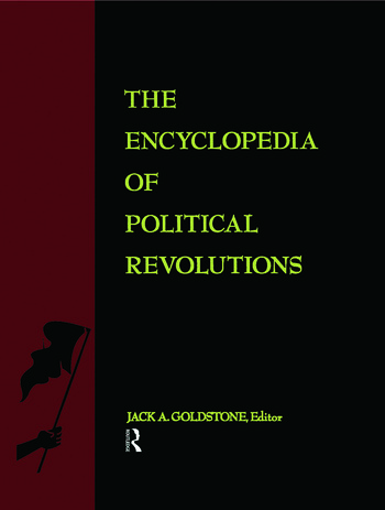 The Encyclopedia of Political Revolutions book cover