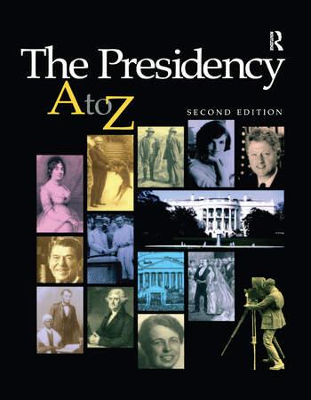The Presidency A-Z book cover