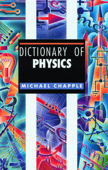 Dictionary of Physics book cover
