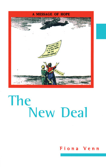 The New Deal book cover