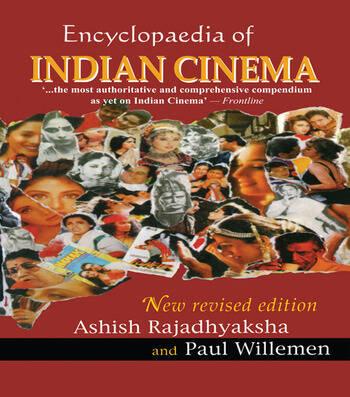 Encyclopedia of Indian Cinema book cover