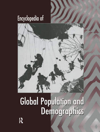 Encyclopedia of Global Population and Demographics book cover