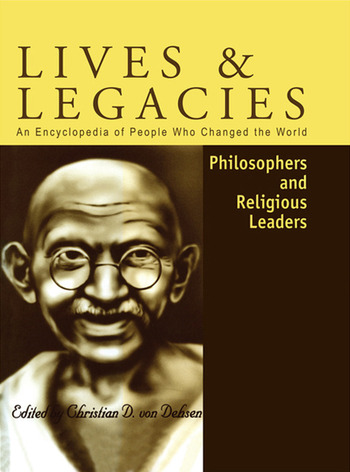 Philosophers and Religious Leaders book cover