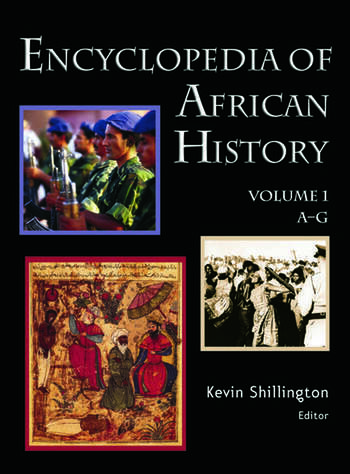 Encyclopedia of African History 3-Volume Set book cover