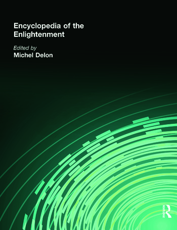 Encyclopedia of the Enlightenment book cover
