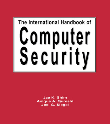 The International Handbook of Computer Security book cover