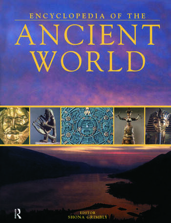 Encyclopedia of the Ancient World book cover