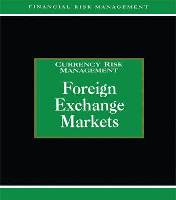 Foreign Exchange Markets book cover