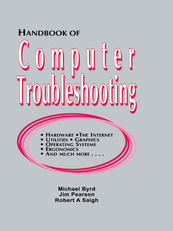 Handbook of Computer Troubleshooting book cover