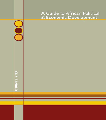 Guide to African Political and Economic Development book cover