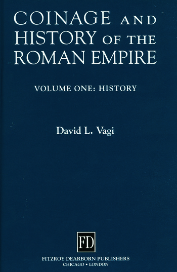 Coinage and History of the Roman Empire book cover