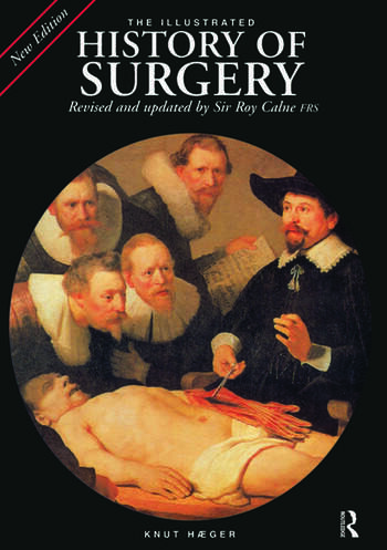 The Illustrated History of Surgery book cover