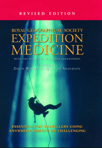 Expedition Medicine Revised Edition book cover