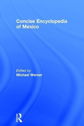 Concise Encyclopedia of Mexico book cover