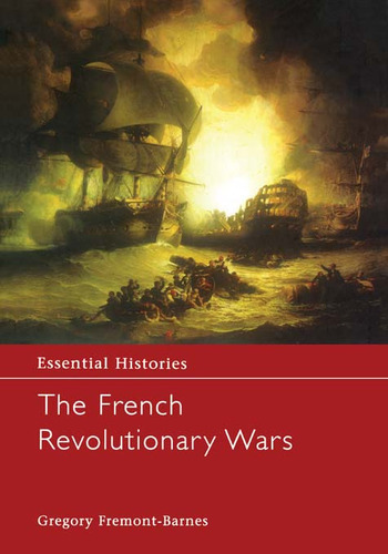 The French Revolutionary Wars book cover