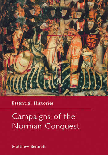 Campaigns of the Norman Conquest book cover