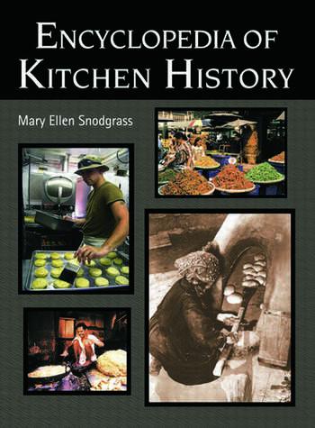 Encyclopedia of Kitchen History book cover