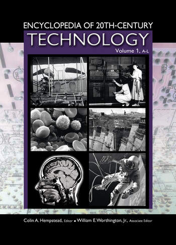 Encyclopedia of 20th-Century Technology book cover
