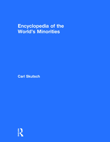 Encyclopedia of the World's Minorities book cover