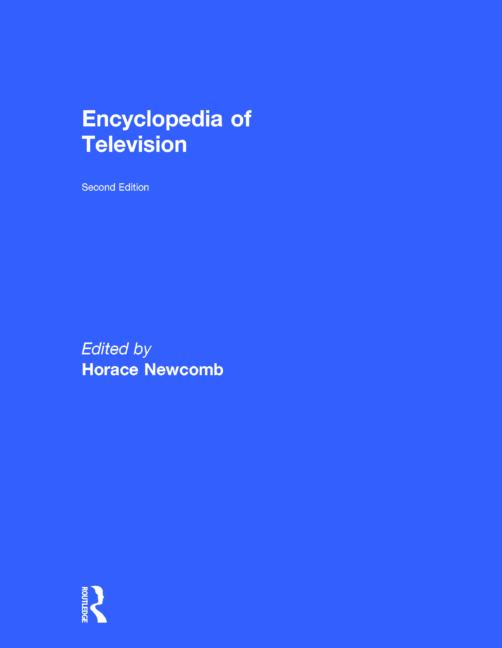 Encyclopedia of Television book cover