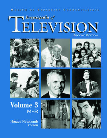 Tv Vol 3 book cover