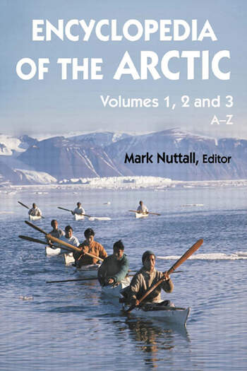Encyclopedia of the Arctic book cover