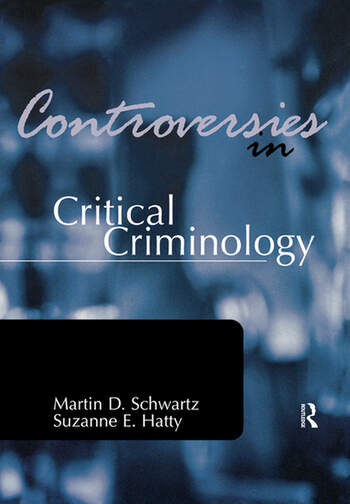 Controversies in Critical Criminology book cover