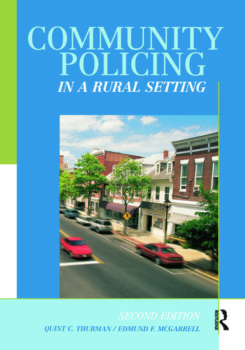 Community Policing in a Rural Setting book cover