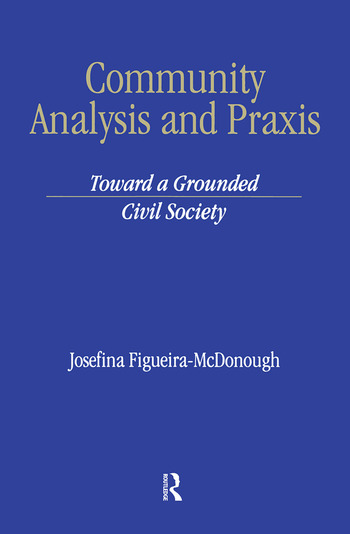 Community Analysis and Practice Toward a Grounded Civil Society book cover