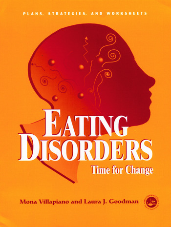 Eating Disorders: Time For Change Plans, Strategies, and Worksheets book cover