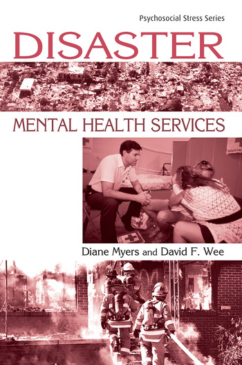 Disaster Mental Health Services A Primer for Practitioners book cover