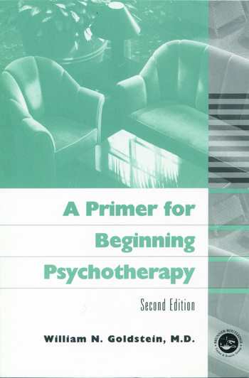 A Primer for Beginning Psychotherapy book cover