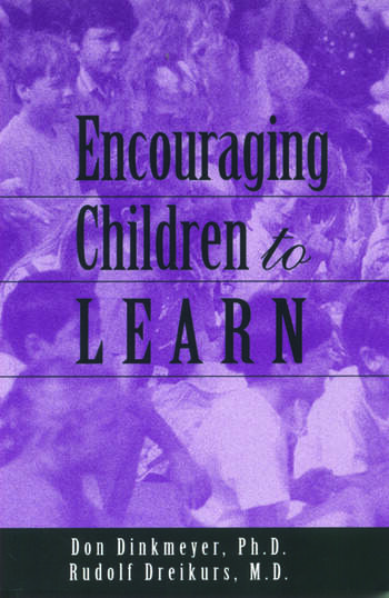 Encouraging Children to Learn book cover