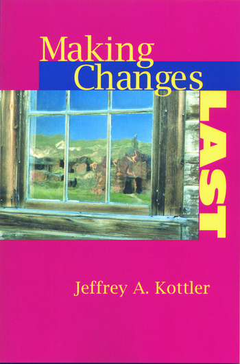 Making Changes Last book cover