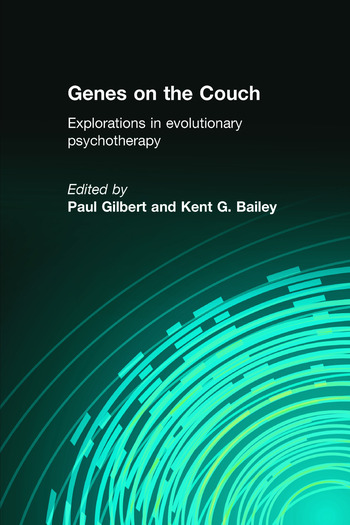Genes on the Couch Explorations in Evolutionary Psychotherapy book cover