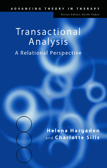 Transactional Analysis A Relational Perspective book cover