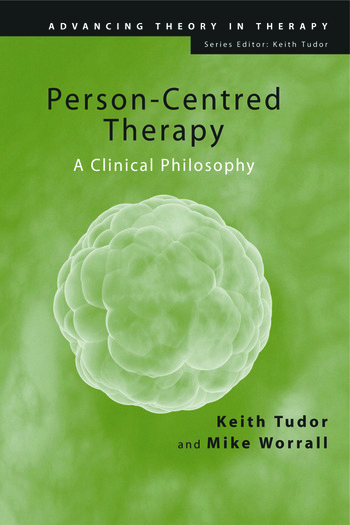 Person-Centred Therapy A Clinical Philosophy book cover