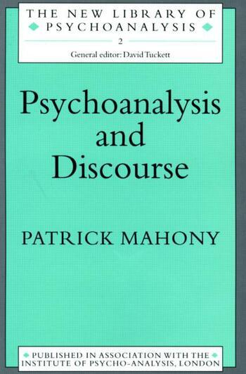 Psychoanalysis and Discourse book cover