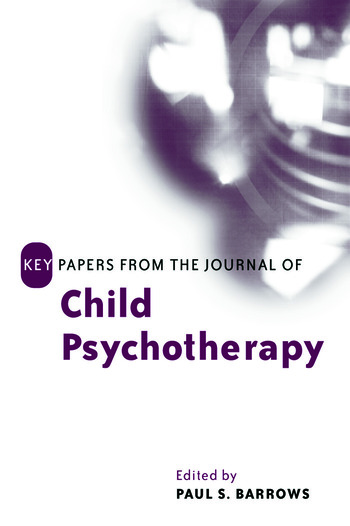 Key Papers from the Journal of Child Psychotherapy book cover