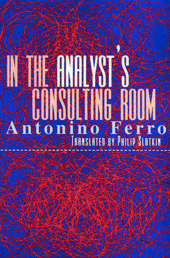 In the Analyst's Consulting Room book cover