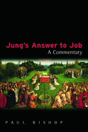 Jung's Answer to Job A Commentary book cover