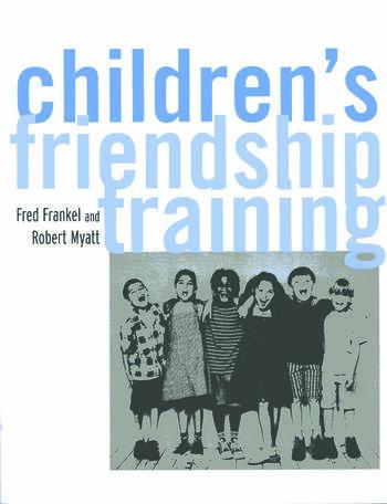 Children's Friendship Training book cover
