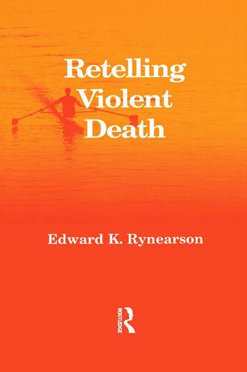 Retelling Violent Death book cover