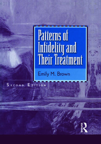 Patterns Of Infidelity And Their Treatment book cover