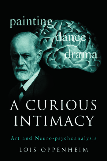 A Curious Intimacy Art and Neuro-psychoanalysis book cover