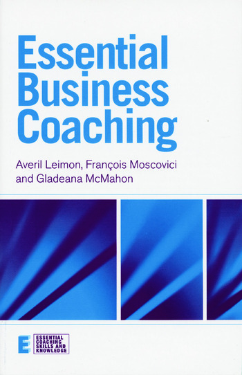 Essential Business Coaching book cover