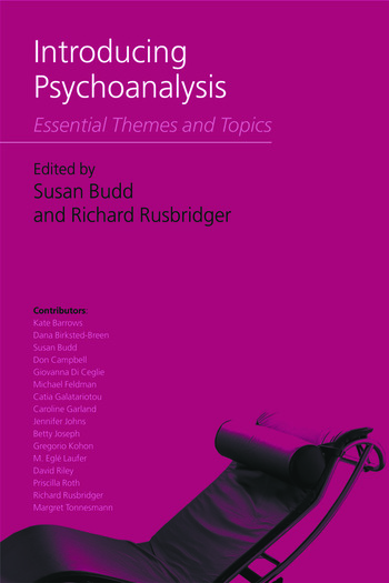 Introducing Psychoanalysis Essential Themes and Topics book cover